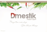Catalogue Dmestik